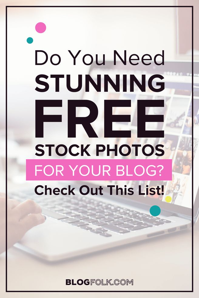 Check out this list of websites that offer FREE high-quality stock photos you…