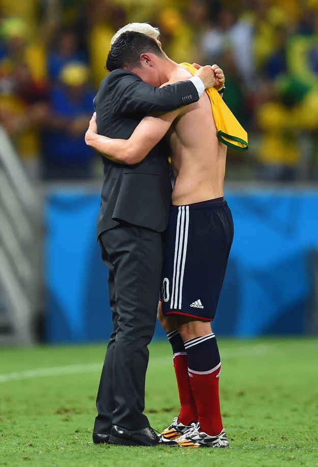 So don't cry, Colombia. | An Open Letter To The Colombian Team