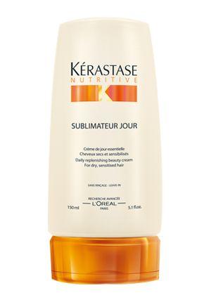 Sublimateur jour crème de jour essentielle pour cheveux secs et sensibilisés - Kérastase