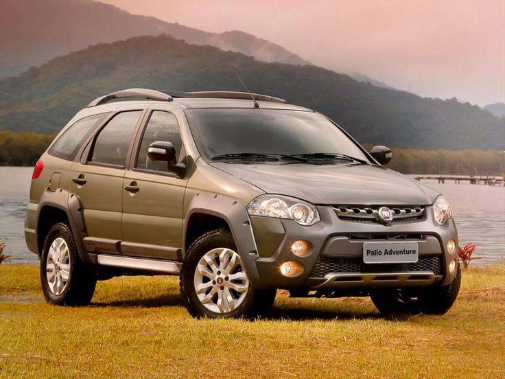 Fiat Palio Weekend 1.6 Adventure Locker (