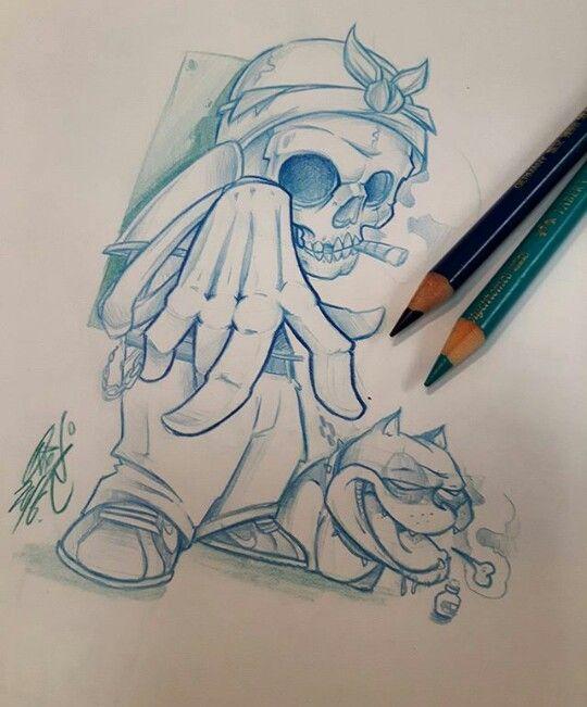 Pin By Daniel D Cruz On Street Art Graffiti | Drawings ...