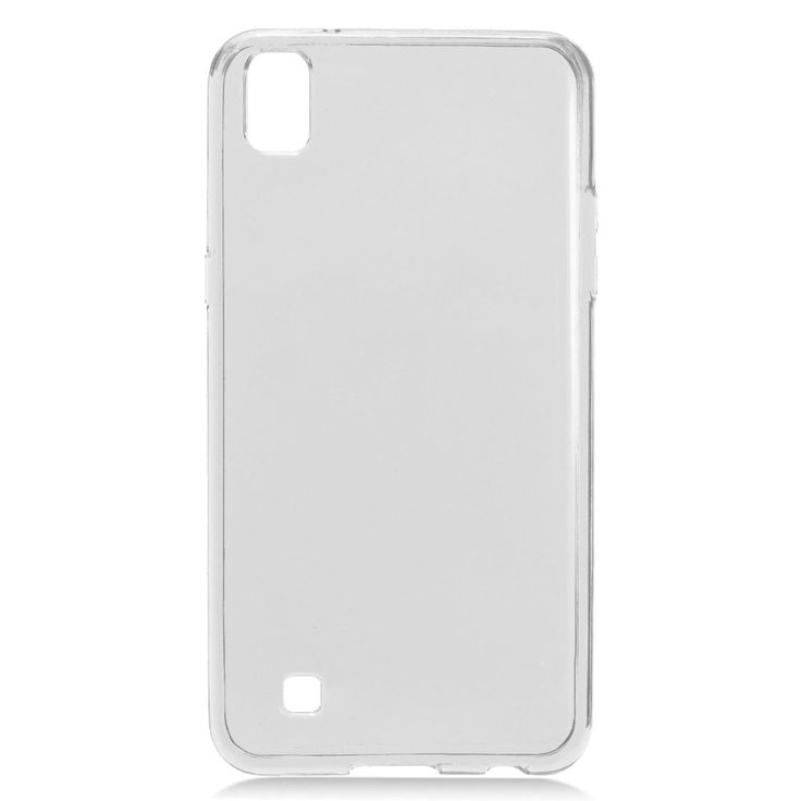 EGC Frosted Skin Slim-fit Flexible LG X Power Case - Clear