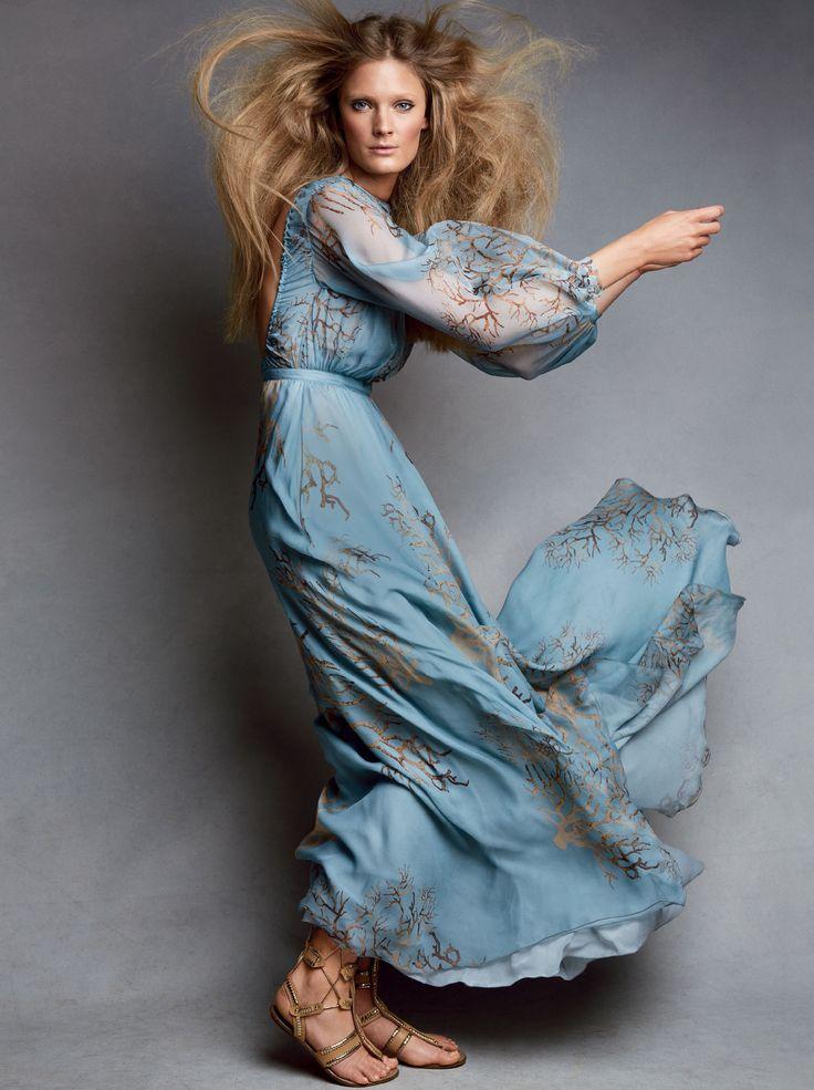 ☆ Constance Jablonski | Photography by Patrick Demarchelier | For Allure Magazine US | June 2015 ☆ #Constance_Jablonski #Patrick_Demarchelier #Allure_Magazine #2015