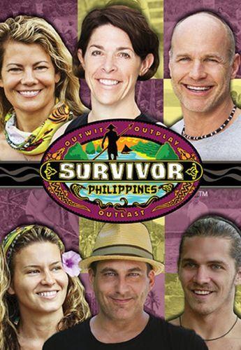 Survivor: Philippines [6 Discs] [DVD]