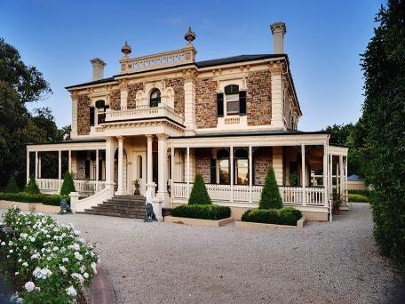 'Benacre' Bluestone Victorian Mansion c1870 | Glen Osmond