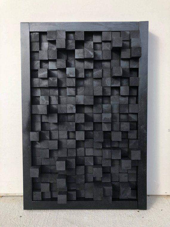 This listing is for a custom designed, handcrafted, acoustic panel sound diffuse…