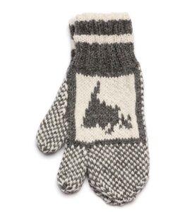 newfoundland slipper pattern | The Newfoundland Map Sock