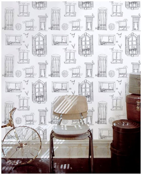 Sketch wallpaper