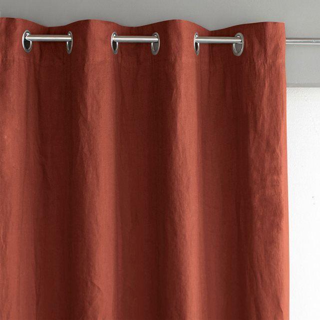 1000 id es sur le th me rideau lin sur pinterest rideaux - Double rideau en lin ...