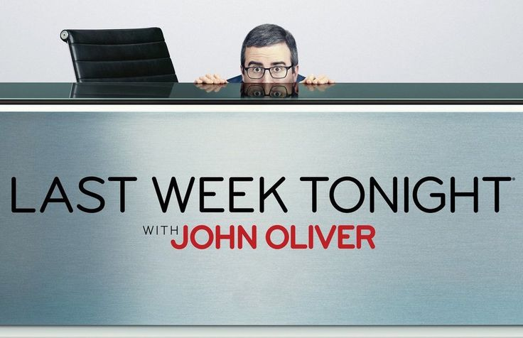 last week tonight with john oliver tv show | Today I stood in for John Oliver on Episode 405 of the television ...