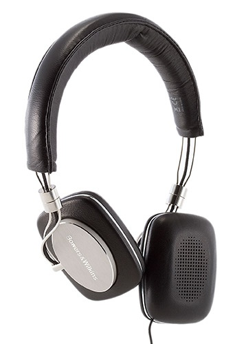 Bowers & Wilkins P5. From the company that designs the speakers for Abbey Road studios and luxury car brands. Leather and metal dominate these headphones. For a smaller version, look up the P3 model. 300 dollars.