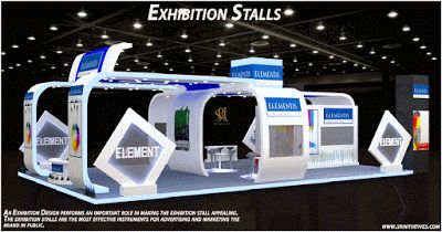 S R Initiatives: Exhibition Stalls