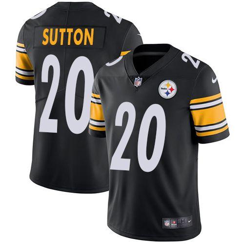 af231c354 ... 88 Youth Nike Pittsburgh Steelers 20 Cameron Sutton Limited Black Team  Color NFL Jersey Broncos Emmanuel Women Emmanuel Sanders ...