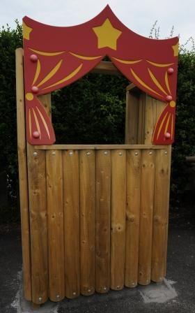 Sovereign Playground Equipment - Puppet Theatre