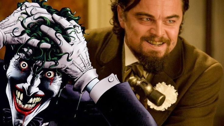 DC: Wird DiCaprio der neue Joker?