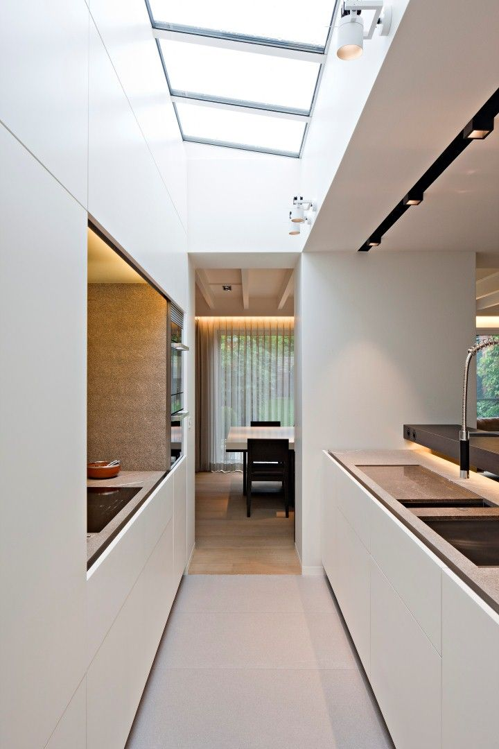 iXtra Kitchen.  I love the ceiling that brings natural light during daytime.