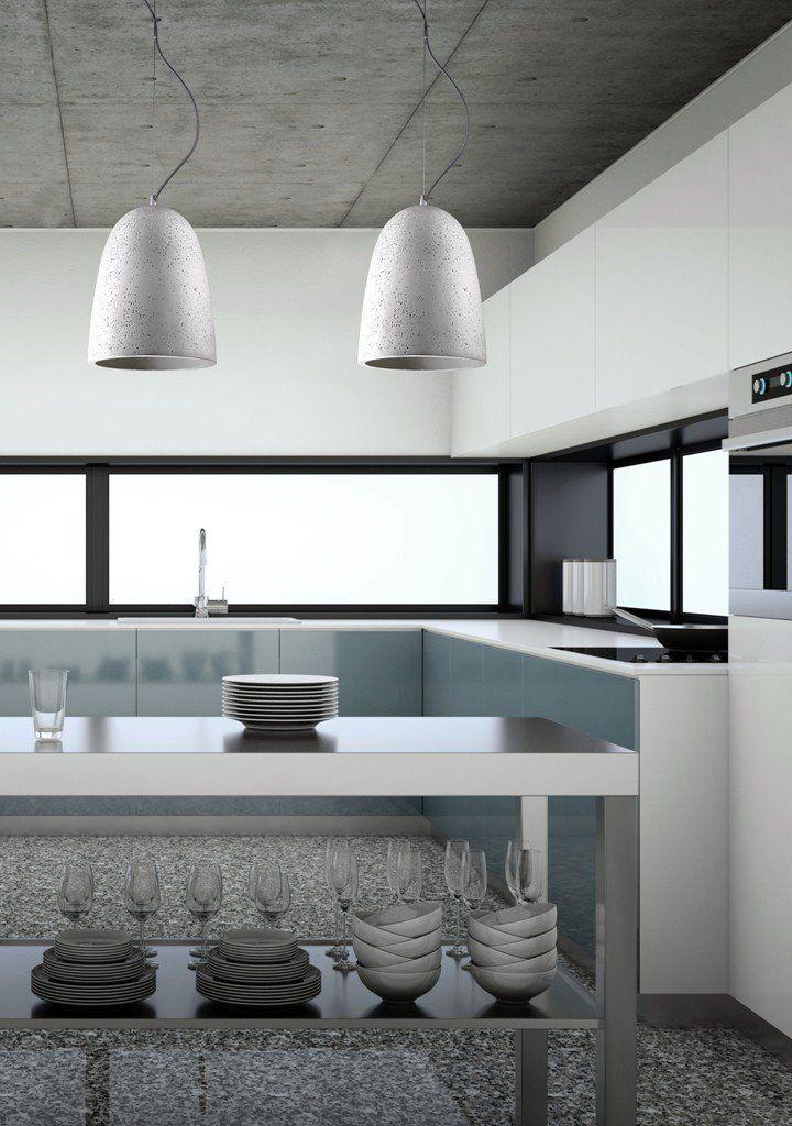 Lampa Wisząca Gypsum 6857 : Oświetlenie industrialne : Sklep internetowy Elektromag Lighting #oświetlenie #lampy #kitchen #kuchnia