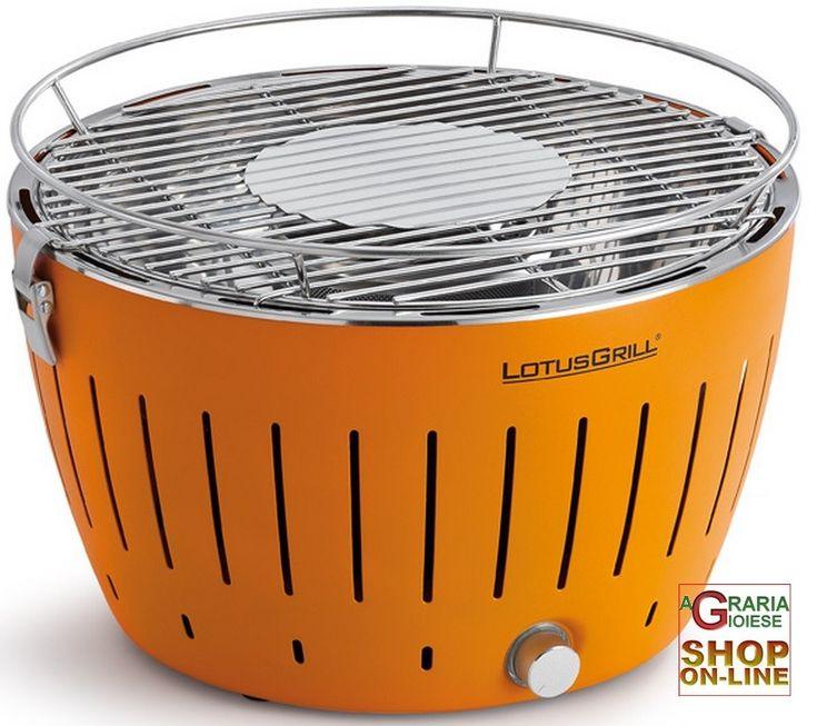 LOTUSGRILL LOTUS GRILL BARBECUE DA TAVOLO PORTATILE PER ESTERNO ORANGE ARANCIO http://www.decariashop.it/home/9200-lotusgrill-lotus-grill-barbecue-da-tavolo-portatile-per-esterno-orange-arancio.html