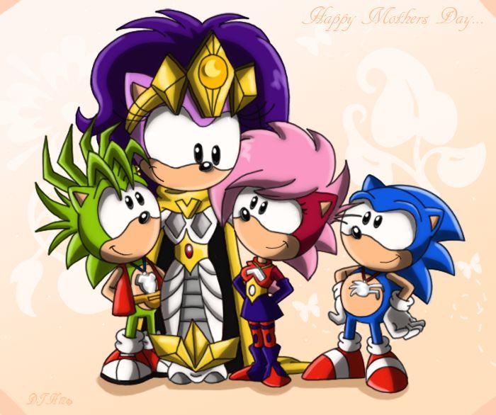 Happy Mother's Day by Domestic-hedgehog.deviantart.com on @deviantART