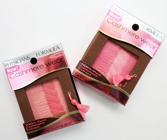 Physicians Formula Cashmere wear Ultra-Smoothing Blush. I have some of this and I like it a bunch!