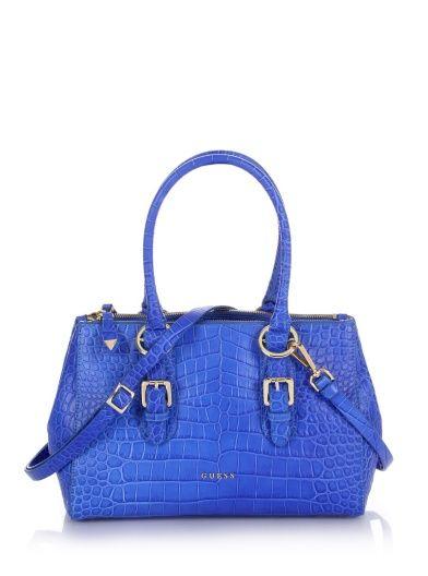 Jacqueline Cocco Box Satchel Bag