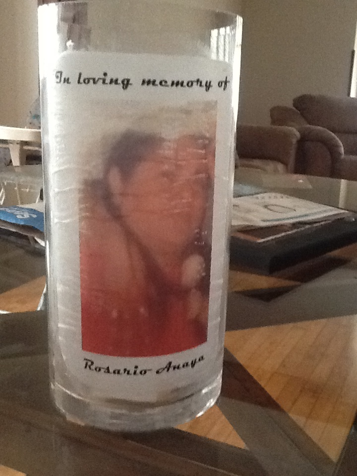 Glass vase using mod podge and vellum paper | Projects I ...