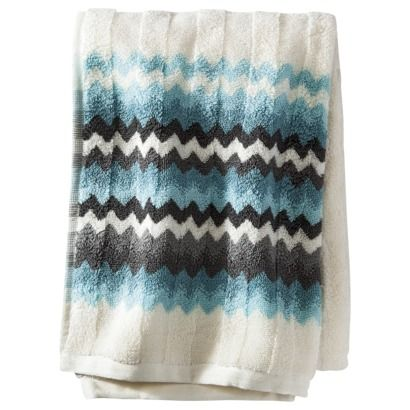 threshold watercolor chevron towels from target home decor pinterest towels watercolors
