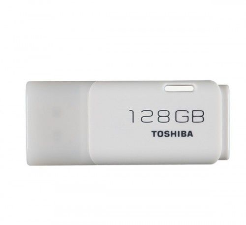TOSHIBA TransMemory - U202 WHITE 128GB Pen Drive