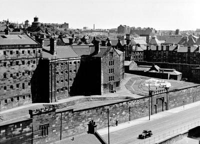 Duke Street Prison, 1955