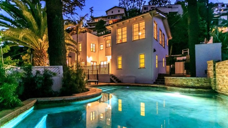 Celeb Designers Jeremiah Brent and Nate Berkus Put up Hollywood Home for $3M