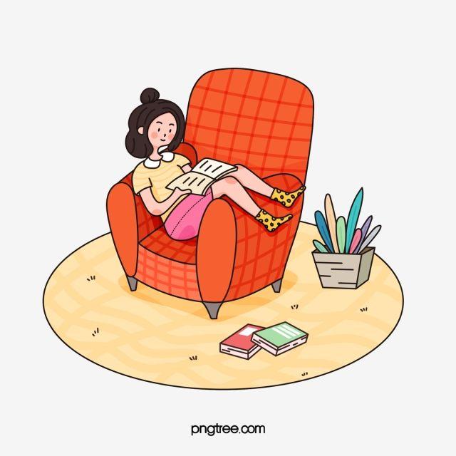 Quedarse En Casa Y Leer Lee Un Libro En Casa Sentado Png Y Vector Para Descargar Gratis Pngtree En 2020 Grafico Vectorial Png Imagenes Vectoriales