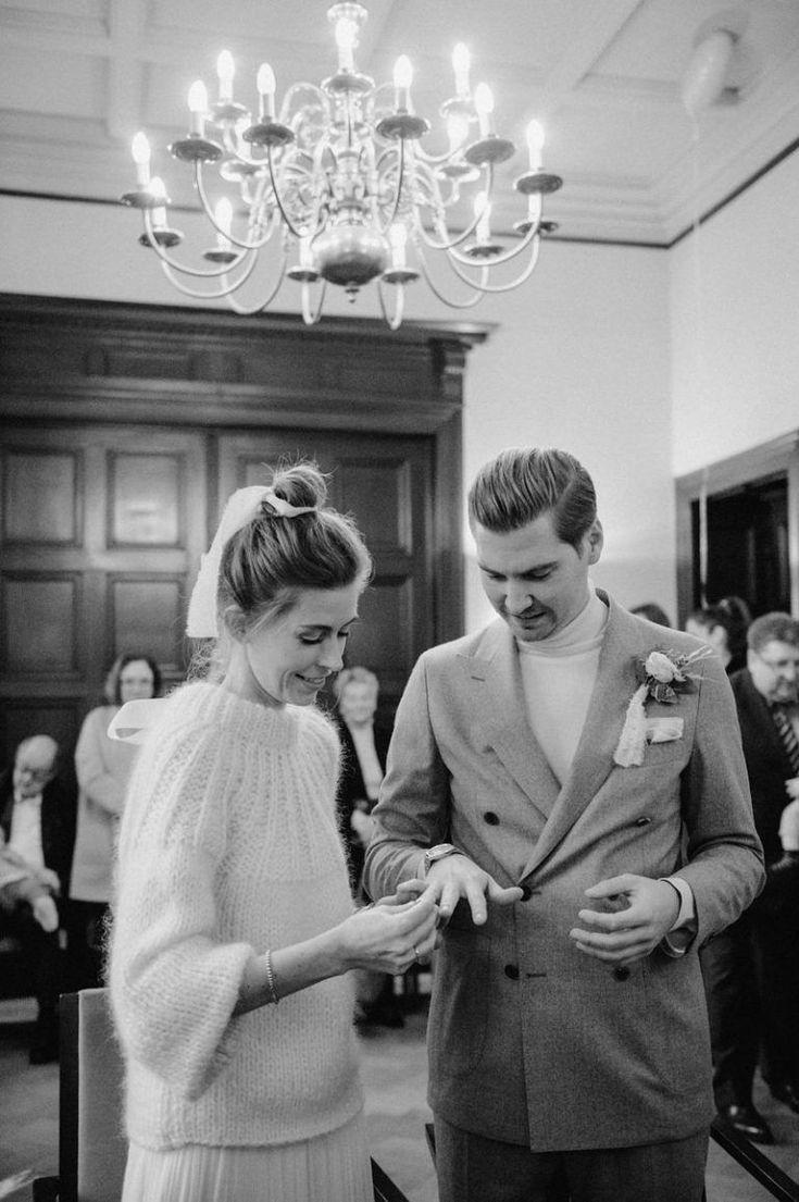 Winterhochzeit in Du00fcsseldorf Jede Hochzeit ist auf ihre Weise wundervoll, a…