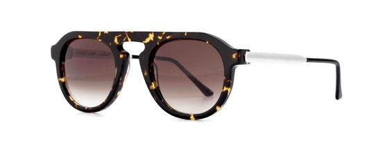 Lunettes de soleil Thierry Lasry x Garrett Leight en acétate, verres teintés en dégradé