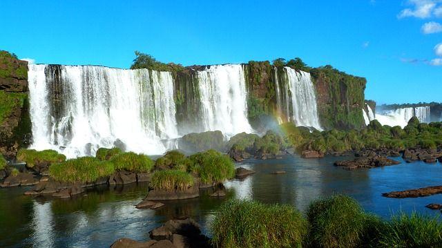 Iguazu Falls Escape, Brazil