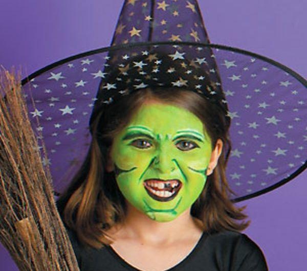 Les 25 meilleures id es de la cat gorie maquillage sorciere fille sur pinterest d guisement - Maquillage halloween sorciere fille ...