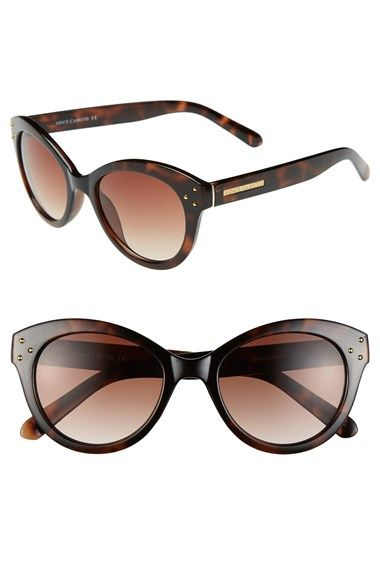 cat eye sunglasses / vince camuto