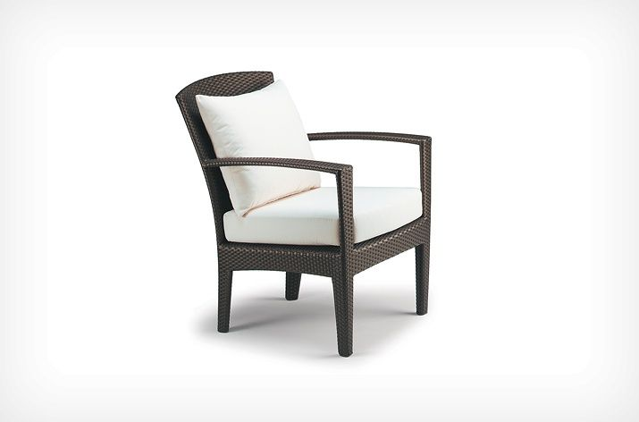 Panama Lounge chair  bronze
