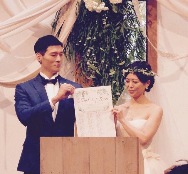 ハンドメイドマーケット minne(ミンネ)| セミオーダー品♡結婚証明書