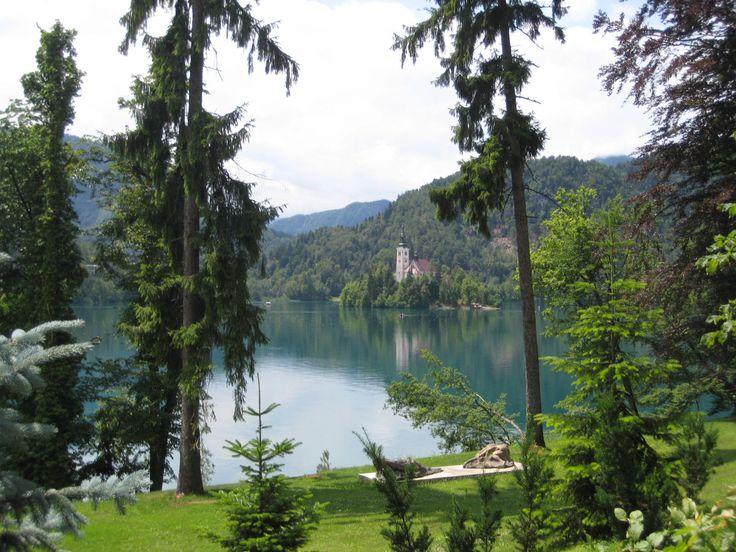 Famous Lake Bled