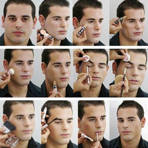 El secreto del maquillaje masculino de uso diario es, como imaginaremos, el acabado natural. Poco a poco el hombre se está animando a sacar provecho de los cosméticos para lucir mejor. En los hombres, es importante dejar ciertos detalles que dan carácter e impronta al rostro.