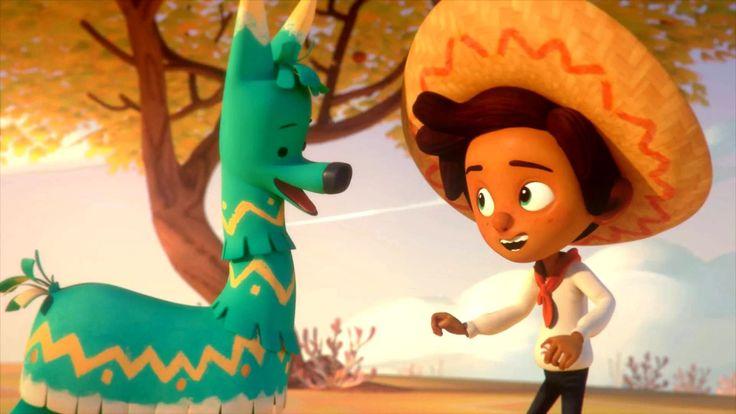 """CGI Animated Shorts HD: """"Hola Llamigo"""" by Charlie Parisi and Christina C..."""