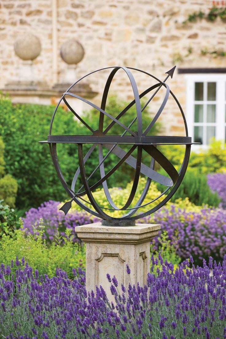 Handmade Garden Sculpture By David Harber