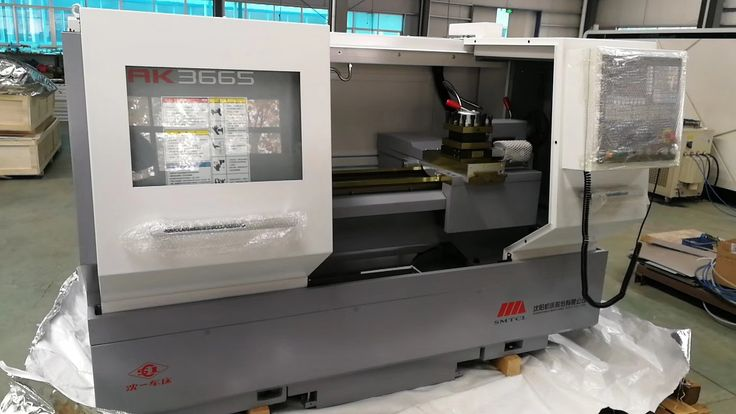 Mingtai new CNC machine tools, improve Mingtai product accuracy and productivity effectively. For more information please visit www.mingtaimed.com
