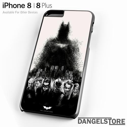 Batman The Legend ends For iPhone 8 | 8 Plus Case