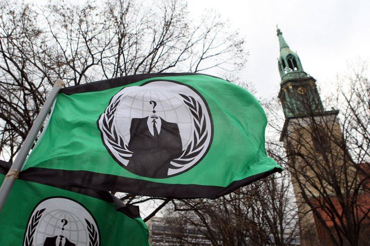 'Anonymous' claims responsibility for cyber attack that shutdown government websites