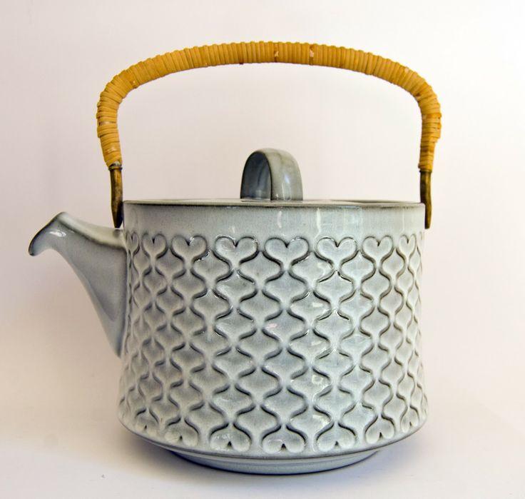 Denby Chevron - Kettle Teapot (for the Scandinavian market)