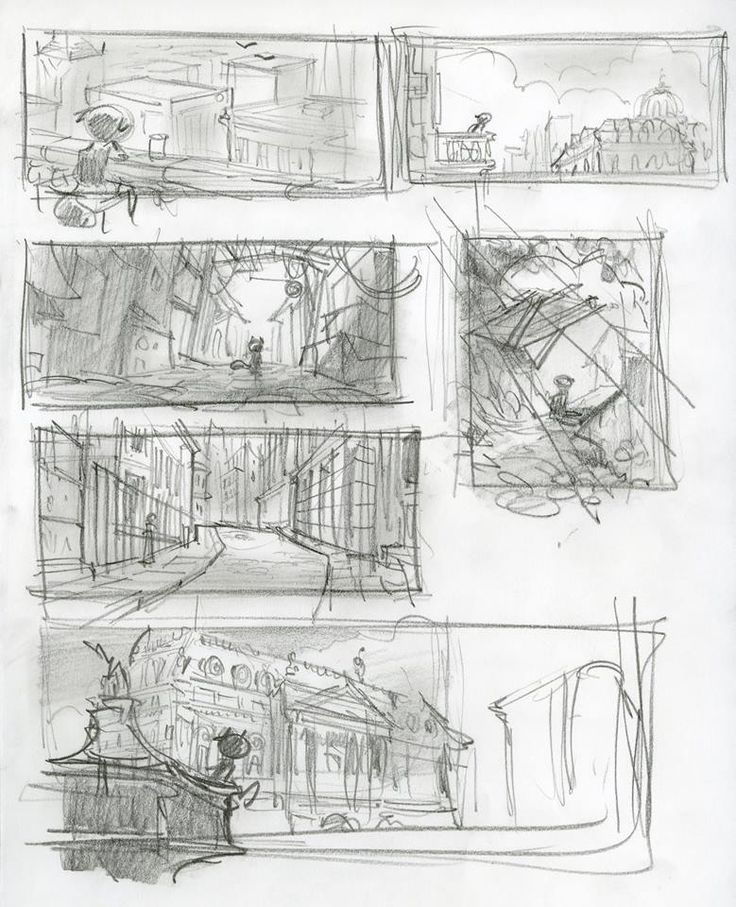 Best Cinematography Storyboarding Images On