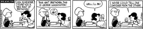 June 03, 1957 - George Washington