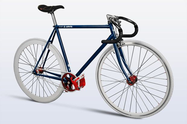 Levi's Fixie Bike