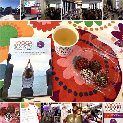 Joogafestival ja Zen Expo Helsingissä helmikuussa 2016